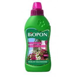 Biopon nawóz mineralny do roślin balkonowych 500 ml