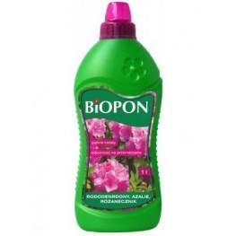 Biopon nawóz mineralny do rododendronów, azalii i różaneczników 1000ml