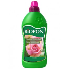 Biopon nawóz mineralny do róż 1000ml