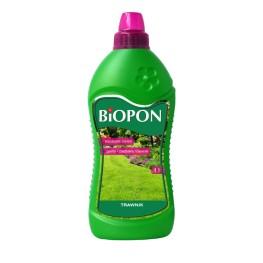 Biopon nawóz mineralny do trawnika 1000ml