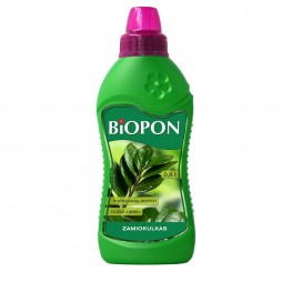 Biopon nawóz mineralny do zamiokulkasa 500 ml