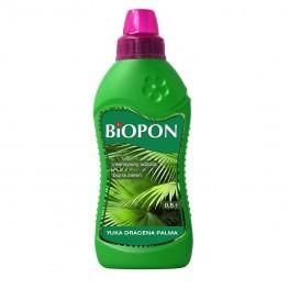 Biopon nawóz mineralny do juki, draceny, palmy 500 ml