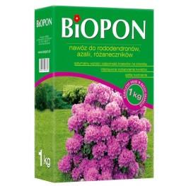 Biopon - granulowany nawóz do rododendronów, azalii i różaneczników 1 kg
