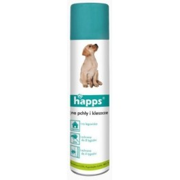 Happs - Preparat na pchły i kleszcze w sprayu 250ml