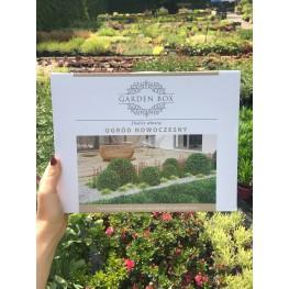 GardenBox - gotowy projekt rabaty kwiatowej w skali 1:1 + 30% rabatu na rośliny!