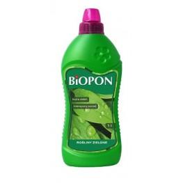 Biopon nawóz płynny do roślin zielonych 1000ml