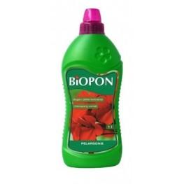 Biopon nawóz płynny do pelargonii 1l