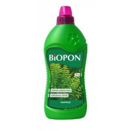 Biopon nawóz mineralny do paproci 1000ml