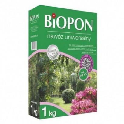 Biopon - granulowany nawóz uniwersalny 1 kg