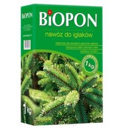 Biopon - granulowany nawóz do iglaków 1 kg