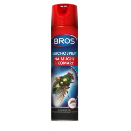 Bros muchospray 520/400ml